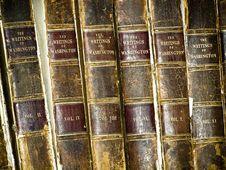 Free Antique Books Stock Photos - 6651023