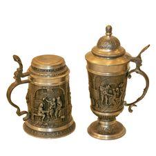 Free Ancient Mugs Stock Image - 6651231