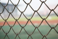 Free Link Fence Royalty Free Stock Photography - 6651237