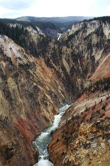 Free Yellostone Canyon Stock Photos - 6652193