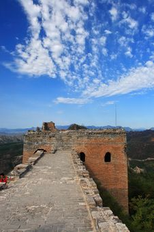 Free Great Wall Royalty Free Stock Photos - 6652258