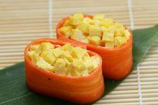Free Sushi Stock Image - 6652281