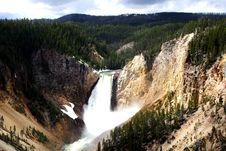 Free Yellowstone Fall Stock Image - 6652291