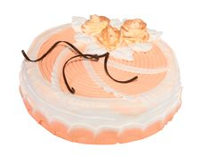 Free Cake Gift Royalty Free Stock Photo - 6652465