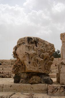 Free The Roman Pillar Stock Image - 6652491