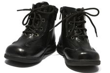 Free Children S Boots Royalty Free Stock Images - 6652589