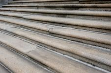 Free Cement Stairs Royalty Free Stock Photos - 6653028