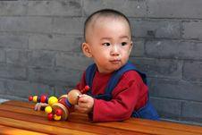 Free Young Boy Stock Photos - 6653633