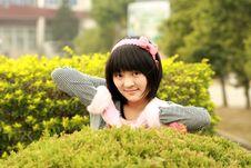 Free Beautiful Student. Royalty Free Stock Photo - 6653895