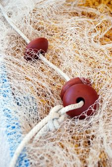 Free Fishing Net Stock Photo - 6654680