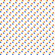 Free Balloons Pattern Royalty Free Stock Images - 6654819