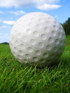 Free Golf Ball Stock Photo - 6654950