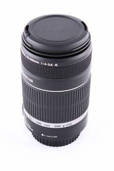 Free Telezoom Lens Stock Photography - 6655802