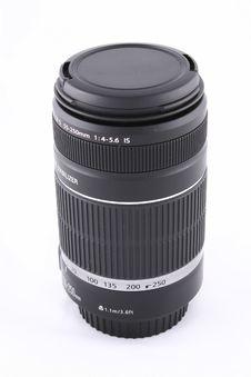 Free Telezoom Lens Royalty Free Stock Photo - 6655805