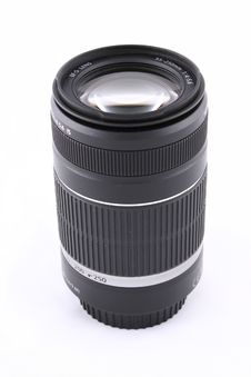 Free Telezoom Lens Royalty Free Stock Photography - 6655807