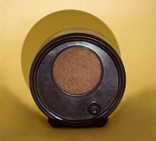 Vintage Radio Stock Photography