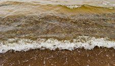 Free Running Wave Royalty Free Stock Image - 6657426