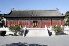 Free China S Royal Courtyard Stock Photos - 6659133