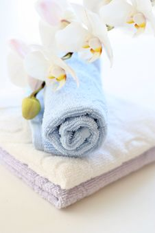 Free Towels Royalty Free Stock Photos - 6659478