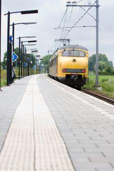 Free Train Royalty Free Stock Image - 6659576