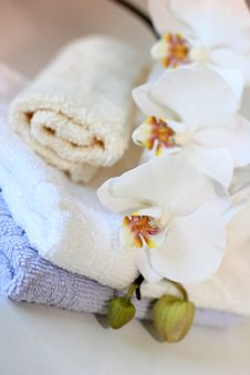 Free Towels Royalty Free Stock Images - 6659599