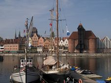 Free Gdansk Royalty Free Stock Photography - 6659937