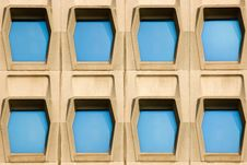 Free Modern Building Facade Stock Photo - 6659940