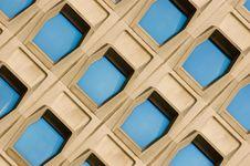 Free Modern Building Facade Stock Photography - 6659942