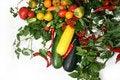Free Vegetable Still Life Stock Photo - 6663420