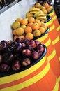 Free Fruit On Barrels Royalty Free Stock Photo - 6664245