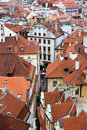 Free Roofs Of Prague Royalty Free Stock Photos - 6664338