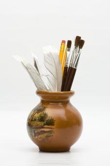 Free Vase Stock Image - 6660371