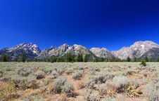 Free The Grand Teton National Park Royalty Free Stock Images - 6663239