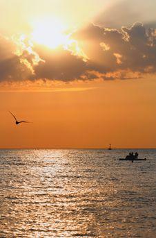 Free Sea Landscape Stock Photo - 6663560