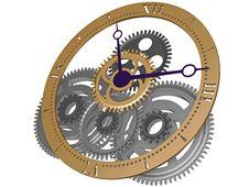 Free Clockwork Royalty Free Stock Photos - 6664018