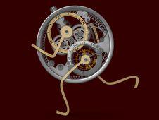 Free Clockwork Royalty Free Stock Images - 6664049