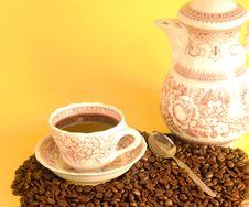 Free Coffee Royalty Free Stock Photos - 6664768