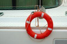 Free Life-preserver Ring Stock Photos - 6664823
