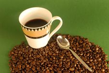 Free Coffee Royalty Free Stock Photography - 6665107