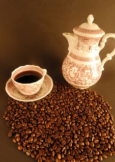 Free Coffee Stock Image - 6665131