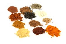 Free Spices Royalty Free Stock Photo - 6665395