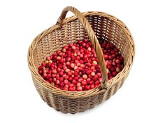 Free Berry In Basket Royalty Free Stock Photo - 6665785
