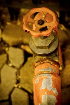 Free Fire Hydrant Tap Stock Photography - 6665822