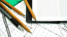 Free Pencil Stock Photo - 6665850