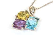 Free Necklace Royalty Free Stock Photos - 6665968