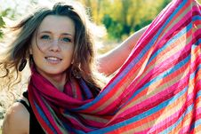 Free Scarf Stock Photography - 6666422