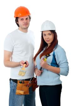 Free Uniform Worker Stock Photography - 6666442