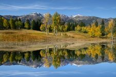 Free Autumn Reflections Stock Photography - 6666822