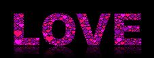 Free Violet Love Stock Photography - 6667042