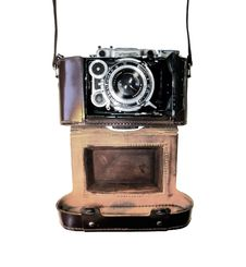 Free Old Photo Camera Stock Image - 6667561